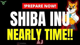 SHIBA INU BE CAREFUL!!! Please Be Prepared For What's About To Happen! (Price Prediction Video)