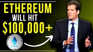 Winklevoss Ethereum Price Prediction - 4 TOP Analysts on Why ETH will hit $100,000+ Ft. Raoul Pal