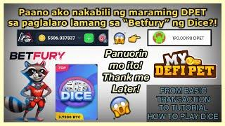 MY DICE HACK STRATEGY REVEALED! KAILAN MO ITONG PANUORIN! THANK ME LATER!