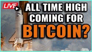 Bitcoin To ALL TIME HIGH According To THIS Data! Coffee N' Crypto LIVE!