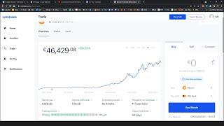 Video Guide - How to Buy Bitcoin, Litecoin, Dogecoin, Ethereum, Quick and Easy with Coinbase Website