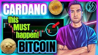 THE ONLY BITCOIN CHART THAT MATTERS & THE NEXT CARDANO MOVE!