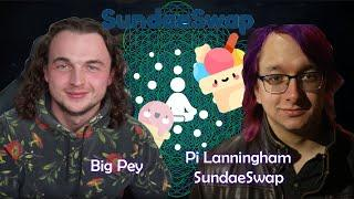SundaeSwap on their audit, launch date, and Alonzo features!   The Cardano Aura #16