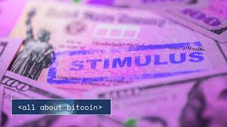 Are People Going to Spend Their Stimulus Checks on Bitcoin?
