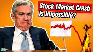 Is The Stock Market Never Going To Crash Again?