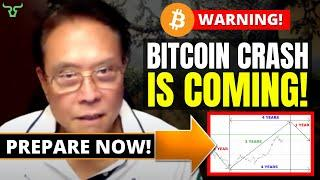 The Largest Bitcoin Crash EVER Happens On This Date! Why Altcoins Will EXPLODE 2021! Robert Kiyosaki