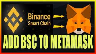 HOW TO INSTALL METAMASK, INSTALL BINANCE SMART CHAIN WALLET(BSC), CONNECT BSC TO METAMASK. VERY EASY