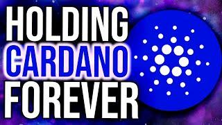 I'M NEVER SELLING MY CARDANO ADA!! (THIS IS WHY!!)