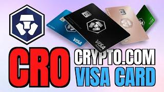 Crypto.com Visa Card Worth It? How Does it Work?