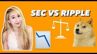 Dogecoin DROPS | RIPPLE VS SEC LAWSUIT & WHAT THIS COULD MEAN FOR CRYPTO?