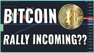 MASSIVE Bitcoin Rally Incoming??   Will We Rally From $42,500 Support?