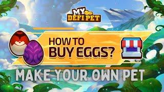 How to Play My DEFI Pet Blockchain Game | Play to Earn | - Tagalog | MYDEFI Pet | BSC
