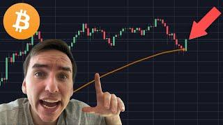 DON'T SELL YOUR BITCOIN TODAY GUYS!!!!!!!! [watch this chart ASAP]