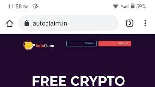 EARN FREE 27 CRYPTOCURRENCY FAUCET PAY NEW UPDATE ADD ZECASH & BNB COIN