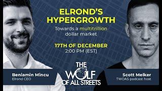 Elrond's Hypergrowth With Beniamin Mincu and Scott Melker - Convo And AMA