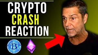 Raoul Pal Crypto Crash Reaction - Prediction for Bitcoin and Ethereum Ft. Willy Woo