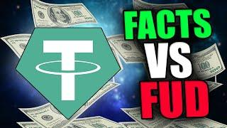 THE TRUTH ABOUT TETHER   How it actually works and what if it stopped working