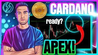 CARDANO PRICE ENTERS WARNING ZONE (Watch For This ADA Move)