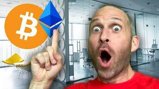 THIS CHANGES EVERYTHING FOR ETHEREUM & BITCOIN!!!!!!! [BTC in trouble..]