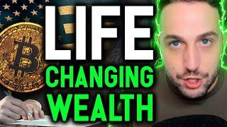 My Q4 Crypto Exit Plan! My plan to KEEP life changing wealth (Time Sensitive)