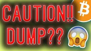 [LIVE] WARNING!!! DON'T BE FOOLED BY THIS BITCOIN + CRYPTO PUMP!!!!!!!!!!!!