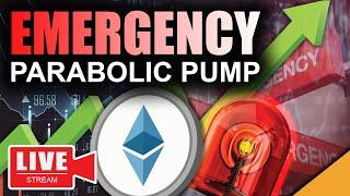 EMERGENCY ETHEREUM UPDATE!!! (MOST PARABOLIC 2021 PUMP INCOMING)