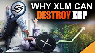 Why Stellar Can DESTROY XRP in 2021 (XLM Price Prediction)