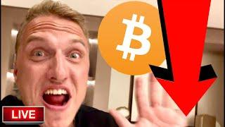 BITCOIN: RUN FOR YOUR LIFE!!!!!!!!!!!!!!!!!!!!!!!!!!!!!!!!!!!! [pump or dump now?]