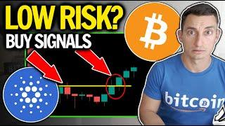 How I SAFELY INVEST In Bitcoin & Crypto During a Bear & Bull Market | My Low-Risk Buy Signals