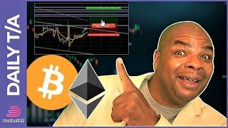 BITCOIN & ETHEREUM - THE NEXT EPIC TRADE IS ALMOST HERE!!!!!!