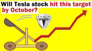 Will Tesla Hit This Target by October? | TSLA Stock Analysis