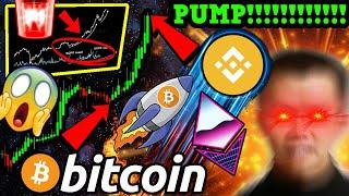 BITCOIN BREAKING OUT NOW!!!!!!! INSANE *NEW* BULLISH DATA!!! WILL BNB FLIP ETH?!!