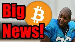 The NFL makes MAJOR Cryptocurrency Announcement for 2021 as Bloomberg Pumps Bitcoin AND Ethereum!