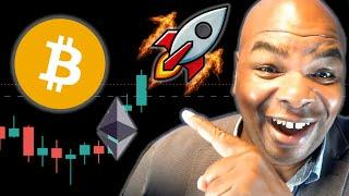 BITCOIN & ETHEREUM IS PUMPING TODAY EXACTLY AS PREDICTED!!!!!! CHECK OUT THE NEXT MOVE!!!!!