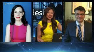 New OCC Chief Michael Hsu Signals Greater Caution on Crypto | First Mover - CoinDesk TV