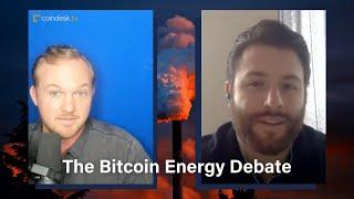 The Highly Charged Bitcoin Energy Debate