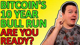 BITCOIN & ALTCOINS ON VERGE OF 10 YEAR BULL RUN! 2021 CRYPTO INVESTORS WILL BECOME MILLIONAIRES