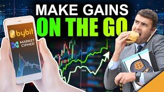 BEST Way to Make GAINS on the GO (Mobile Trading Explained 2021)