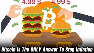 Anthony Pompliano: How Bitcoin Can Stop Inflation In The United States