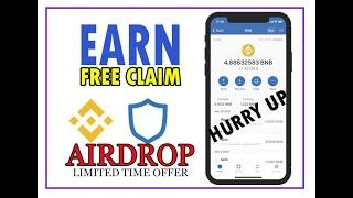 how to get free bnb coin  earn free bnb coin  make money online  binance coin #learninera