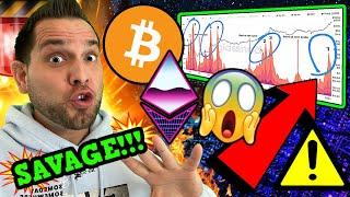 DON'T IGNORE THIS CHART!!! BITCOIN & ETH SAVAGE MOVE IMMINENT!!!! [shocking proof]