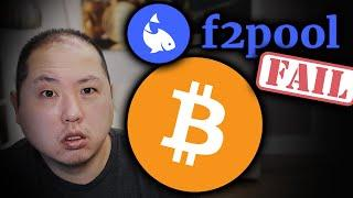 BITCOIN HOLDS STRONG DESPITE F2POOL DUMP!!!!