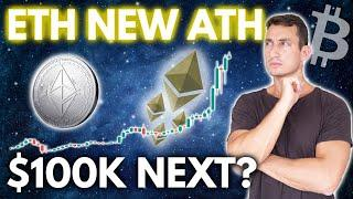 URGENT ETHEREUM NEWS! ETH to $100,000 (FOMO coming!), Watch This Chart NOW | Get Rich with Crypto