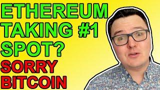 Can Ethereum Flip Bitcoin to Become #1 Crypto? Maybe...