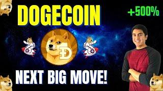NEW DOGECOIN UPDATE! DOGECOIN HUGE MOVE COMING! *PREDICTION & GOOD SIGNS*