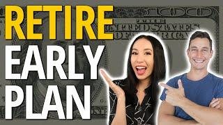 Easy Strategy to Retire Early using Maths | Financial Independence, Retire Early Australia 2021 | US