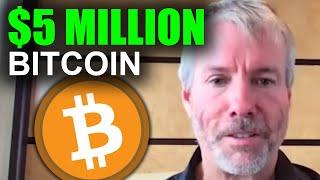 Bitcoin WILL HIT $5 Million per Coin (Top Bitcoin Expert Agrees)
