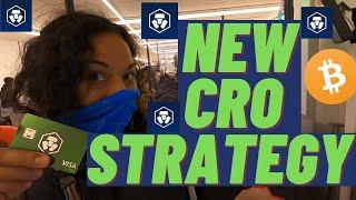 Using Our Crypto.com Jade Green Card Shopping | THE BEST STRATEGY For CRO Passive Income In 2021!