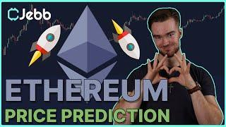 INSANE ETHEREUM PRICE PREDICTION!!! - WHY ETH WILL RALLY ANOTHER 150%
