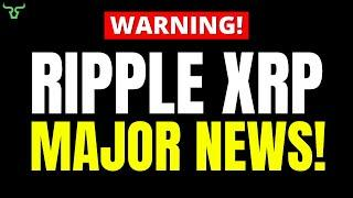 Ripple XRP MAJOR NEWS!!! These Investors Will Be Left With The Bag! | Mark Cuban